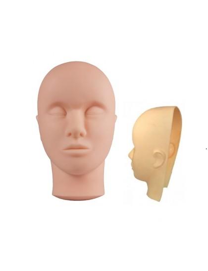 Trénovací tetovací kůže 3D Obličej