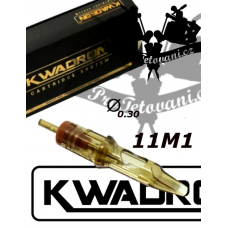KWADRON 11M tattoo cartridge