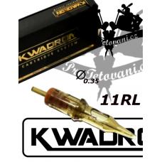 KWADRON 11RL tattoo cartridge
