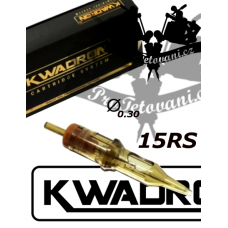 KWADRON 15RS tattoo cartridge