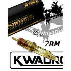 KWADRON 7 Soft Edge Magnum tattoo cartridge