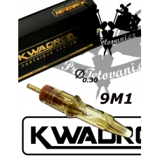 KWADRON 9M tattoo cartridge
