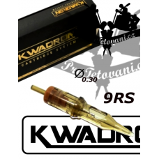 KWADRON 9RS tattoo cartridge