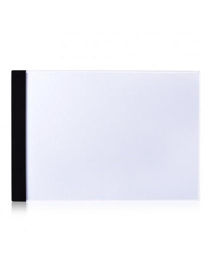 Kompaktní lehká LED světelná deska pro obkreslování motivů