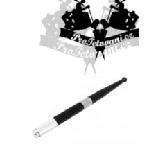 Manual pen for 3D permanent make-up Black