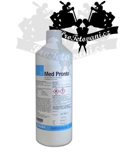MED PRONTO Desinfekce na kůži 1l