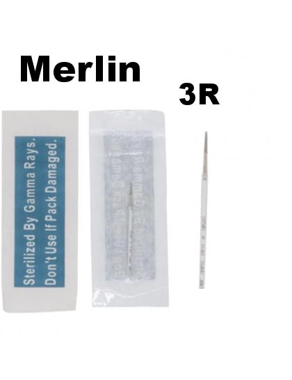 Merlin Sterilní jehla pro permanentní make up 3R