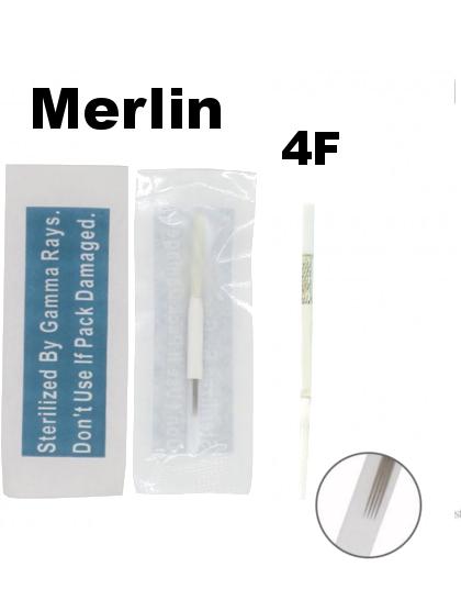 Merlin Sterilní jehla pro permanentní make up 4F