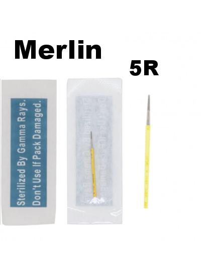 Merlin Sterilní jehla pro permanentní make up 5R