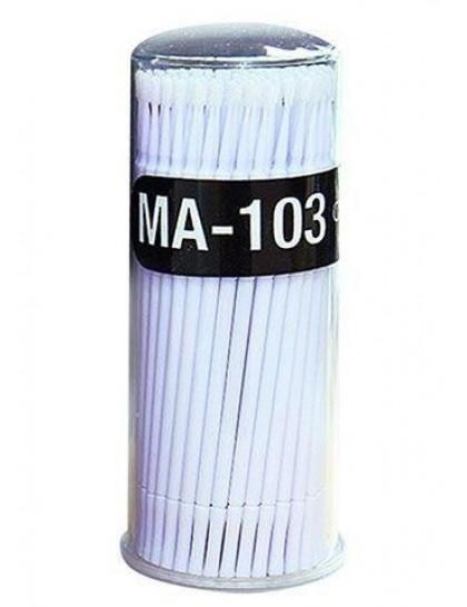 Microbrush aplikátory 100ks Cylinder