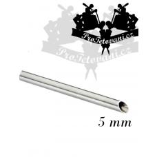 Microdermal needle 5 mm