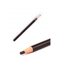 Eyebrow pencil for permanent make-up and microblading