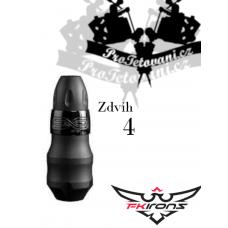 Modular rotary tattoo machine FK IRONS EXO stroke 4 mm