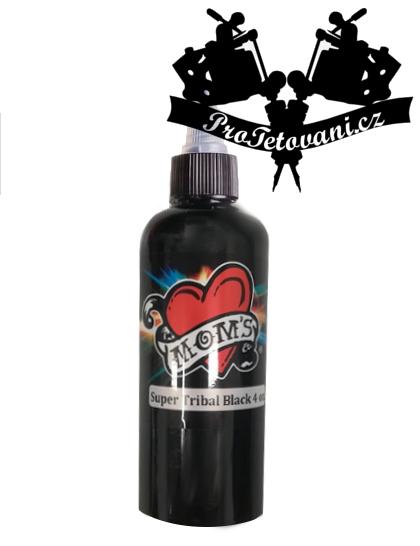 Moms Millennium Super Tribal Black tetovací barva 120ml