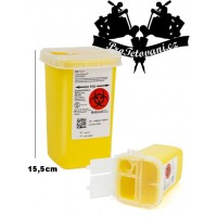 Container for tattoo waste 1l