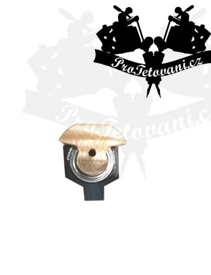 Náhradní osa s ložiskem pro rotační tetovací strojek Quatat S1
