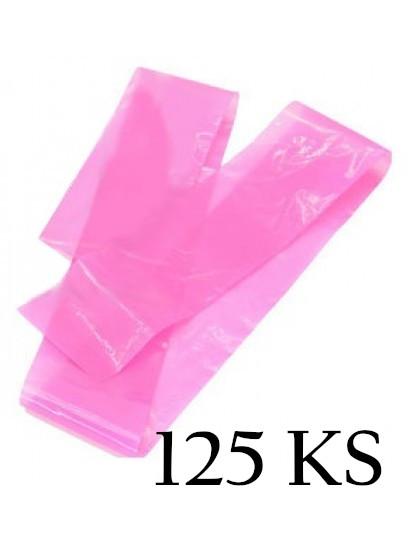 Návleky na clip cord Pink balení 125 Ks