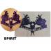 Spirit decal paper for tattoo motifs