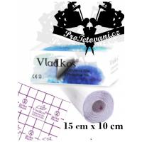 Protective foil after tattoo VLADKOS PROTECTIVE piece 10cm x 15cm