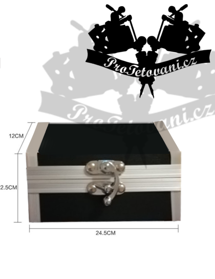 Ochranná krabička na tetovací strojek BLACK BOX