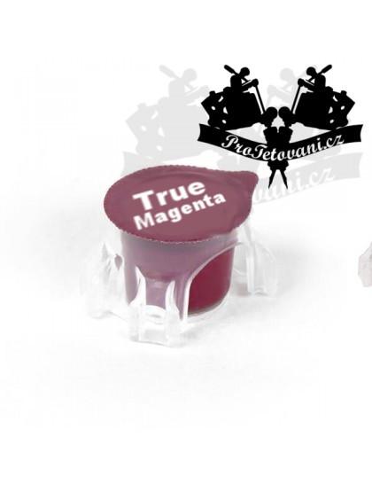 ONE CAPS tetovací barvy INTENZE TRUE MAGENTA