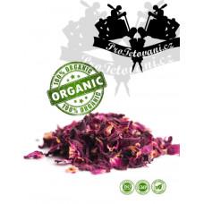 ORGANIC DRIED LEAVES OF ROSE FLOWERS - TEA
