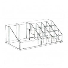 Acrylic organizer for tattoos and permanent makeup