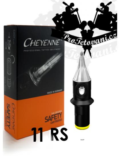Originální tetovací cartridge Cheyenne Safety 11 RS