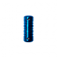 Tattoo grip and tube 57mm BLUE