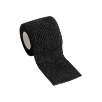 Bandage for tattoo grip Black