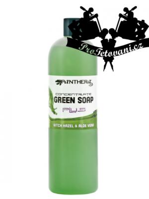 Panthera Green soap green soap with Aloe Vera 1l