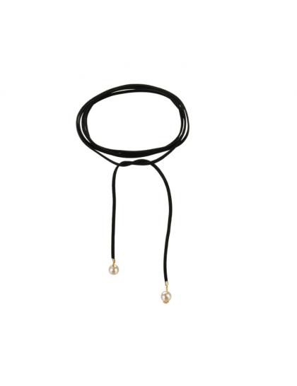 Náhrdelník Choker Rope pearl