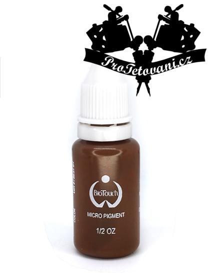 Barva pro permanentní make up BioTouch Brown