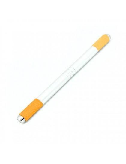Manuální pero pro 3D permanentní make up Silver G oboustranné