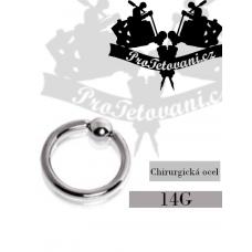 Piercing Ball ring