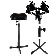 Armrest stand under the arm for Heavy Duty tattoos