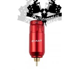 Portable power adapter for MAST RED tattoo machines