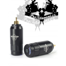Portable power adapter for tattoo machines ROCKET BLACK