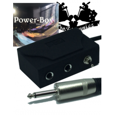 Dual divider for P-Box tattoo machines
