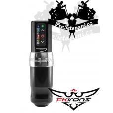 Wireless Rotary tattoo machine FK IRONS SPEKTRA FLUX one battery