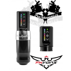 Wireless rotary tattoo machine FK IRONS SPEKTRA FLUX WITH TWO BATTERIES