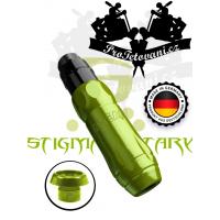 STIGMA SPEAR   NUCLEAR GREEN  rotary tattoo machine