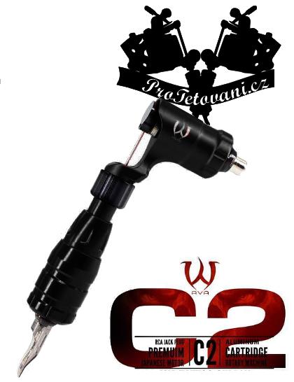 Rotační tetovací strojek AVA C2 BLACK