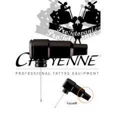 CHEYENNE HAWK SPIRIT BLACK Rotary tattoo machine