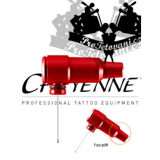 CHEYENNE HAWK SPIRIT RED Rotary tattoo machine