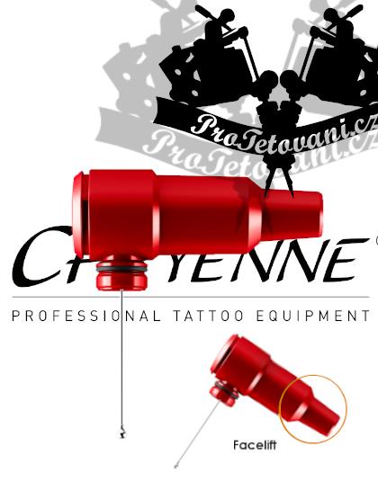 Rotační tetovací strojek CHEYENNE HAWK SPIRIT RED