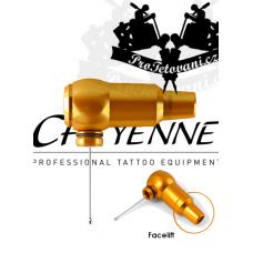 CHEYENNE THUNDER ORANGE Rotary Tattoo Machine WITHOUT GRIP
