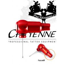 CHEYENNE THUNDER RED rotary tattoo machine WITHOUT GRIP