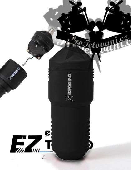 Rotační tetovací strojek EZ DAGGER X FAULHABER