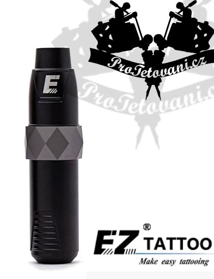 Rotační tetovací strojek EZ P4 GREY